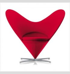 КРЕСЛО HEART CONE CHAIR