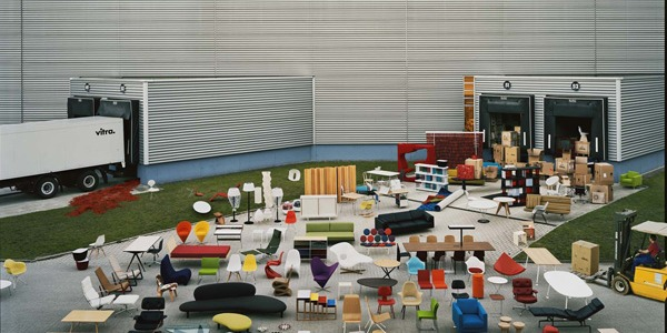 Vitra Factory Sale